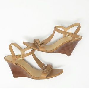Ivanka Trump Wedge Sandals